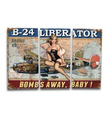 Liberator Triptych