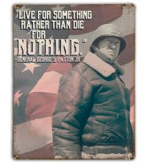 Patton: Live for Something