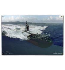 Los Angeles Class Submarine Main