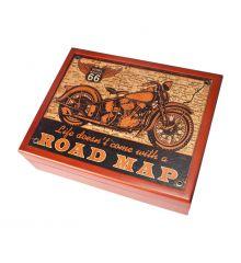 LS243 - Road Map Bike  6