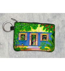 Miss Cookies Keychain Wallet