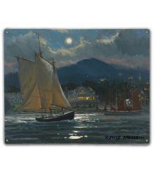 Moonlight Sail, Bar Harbor