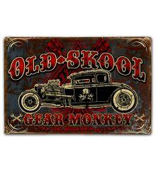 Old Skool - Gear Monkey
