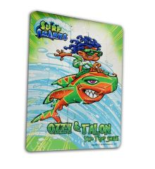 Surf Sharks Ozzy & Talon 30pc Puzzle Gift Set