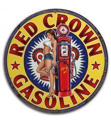 Red Crown Gasoline 2