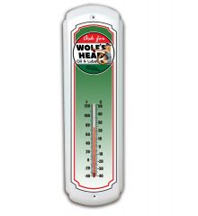 Wolf's Head Gas Classic Thermometer