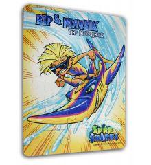 Surf Sharks Rip & Mavrik 30pc Puzzle Gift Set
