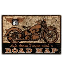 Road Map - Motorcycle