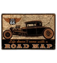 Road Map - Automobile