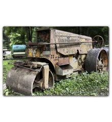 Rusted Buffalo Springfield Roller