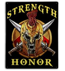 Strength Honor