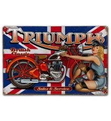 Triumph- A British Classic