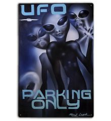 UFO Parking Only