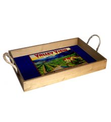 Valley View 12X18 Wood Serving Tray