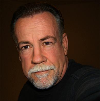 Steve McDonald Portrait